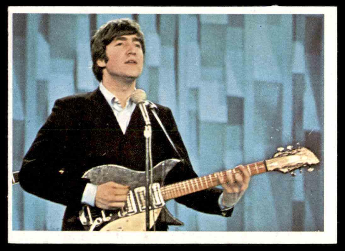 1964 Topps Beatles Color John Lennon