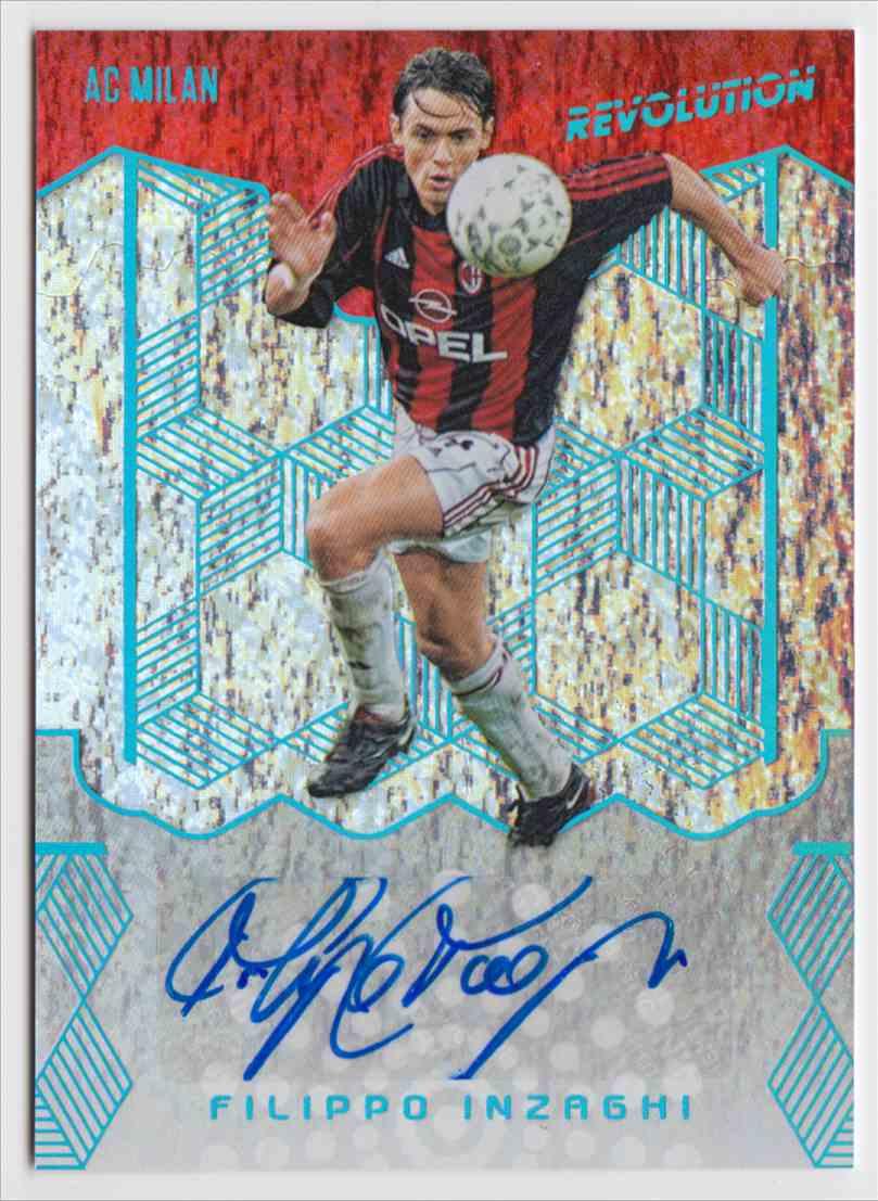 2017 Panini Revolution Magna Filippo Inzaghi #A-FI card front image