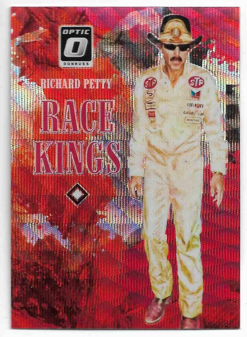 2019 Panini Optics Richard Petty #1 card front image