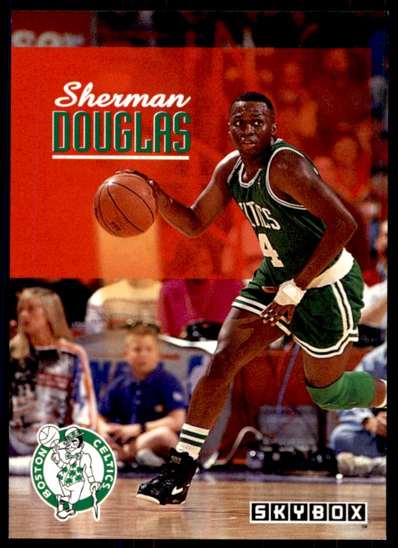 136 Sherman Douglas trading cards for sale