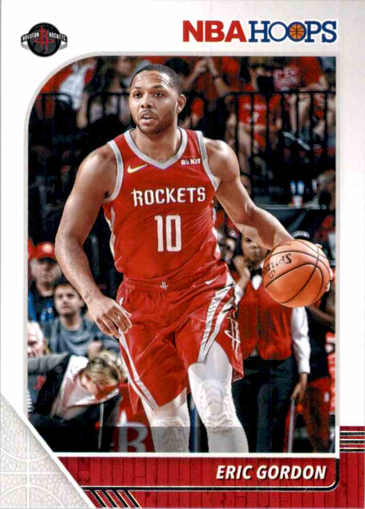 2019-20 Hoops Eric Gordon #68 card front image