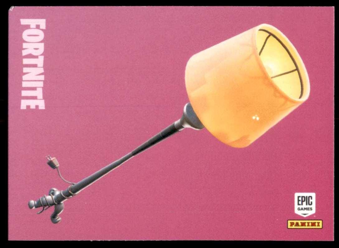 2019 Fortnite Series 1 Lamp U #115 card front image