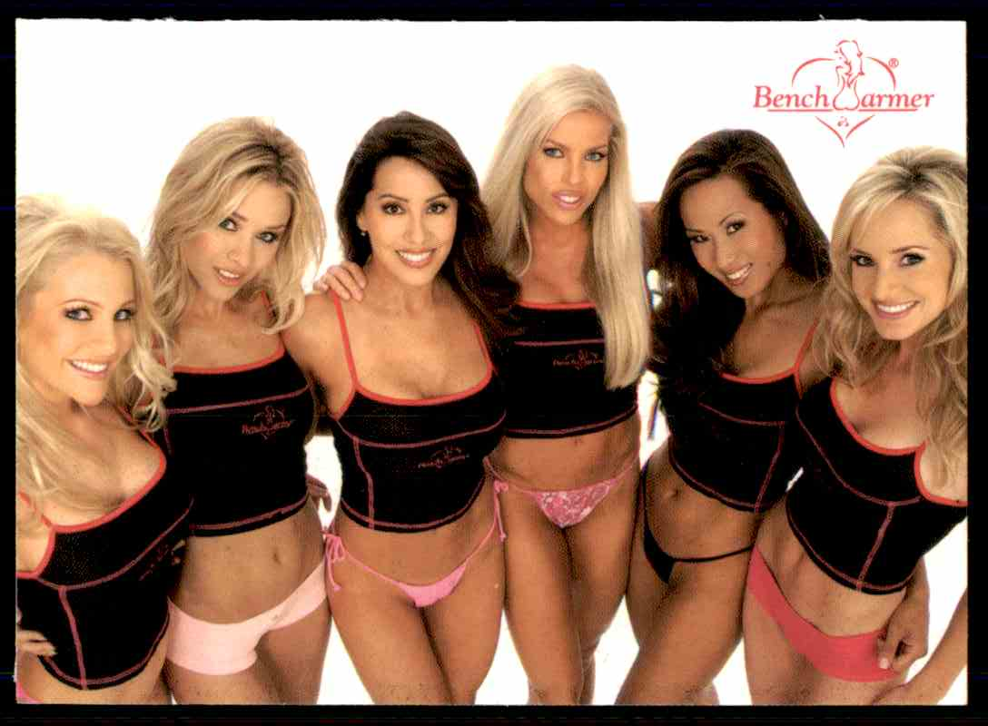 2002 Bench Warmer Dream Sextet #201 card front image