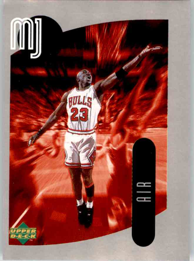 1998-99 Upper Deck Michael Jordan You Tube Michael Jordan #130 card front image
