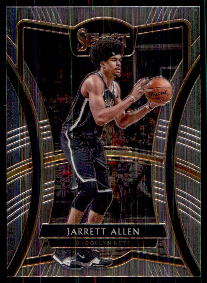 2019-20 Panini Select Jarrett Allen #150 card front image