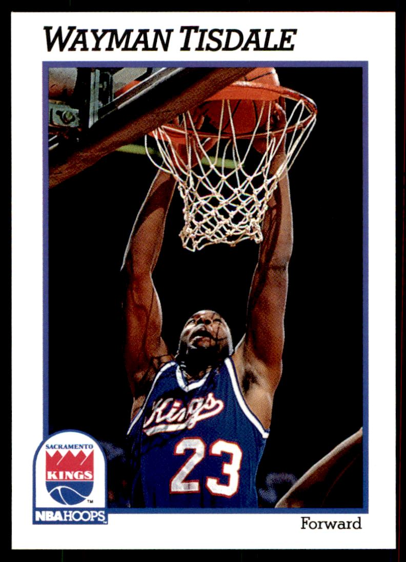 199 Wayman Tisdale trading cards for sale