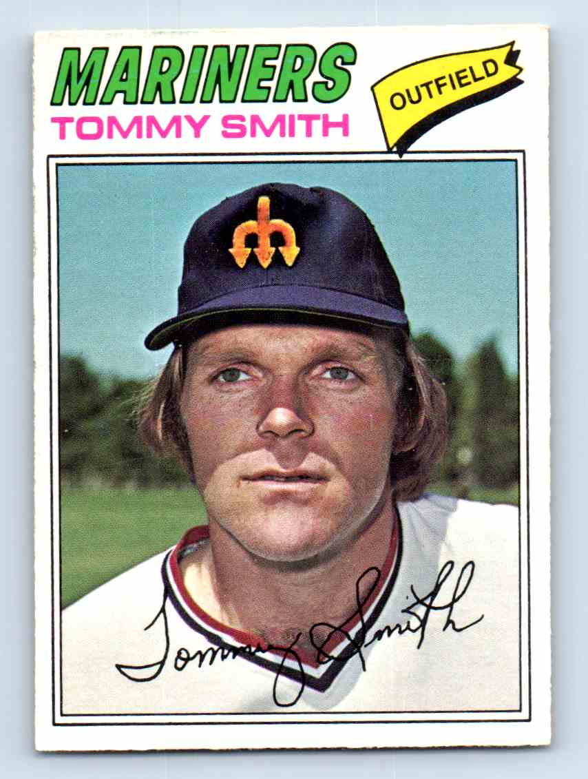 1977-O-Pee-Chee-Must-See-Condition-Tommy-Smith-92