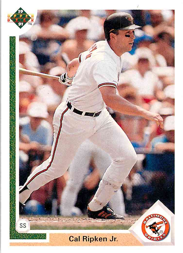 a biography and life work of cal ripken junior an american baseball shortstop It is the end of yet another impressive streak for cal ripken jr as he and game with the shortstop and third baseman also ripken's late father, cal.