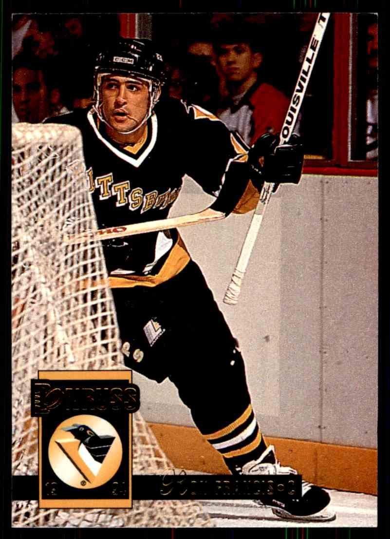 1993-94 Donruss Ron Francis #261 card front image