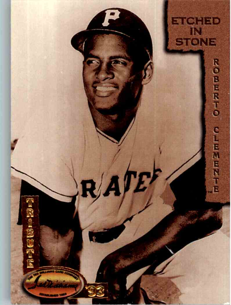 7 Roberto Clemente Baseball Card Trading Cards For Sale