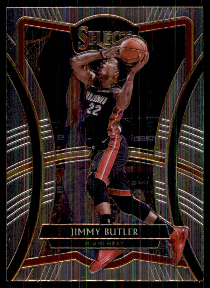 2019-20 Panini Select Jimmy Butler #200 card front image
