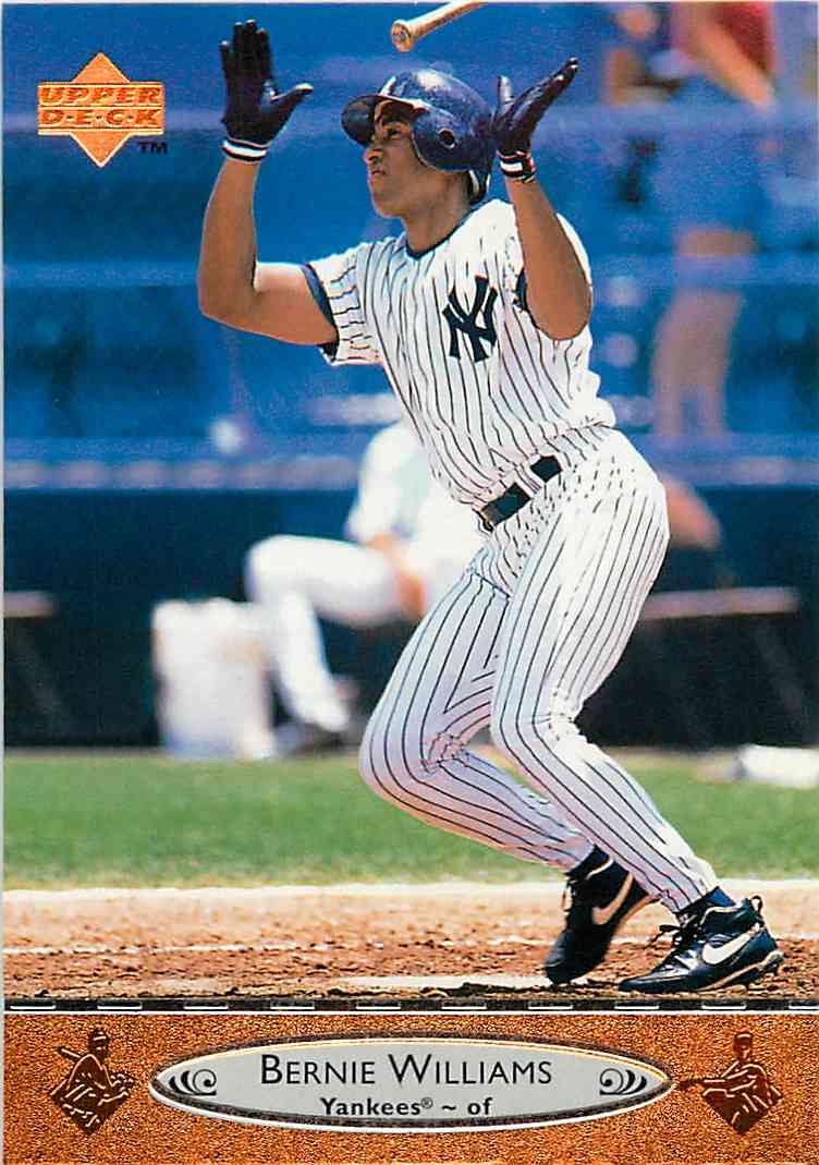a biography of bernie williams a professional baseball player Saw in williams a player who adroitly on baseball on baseball bernie williams: associated with professional athletes, williams.