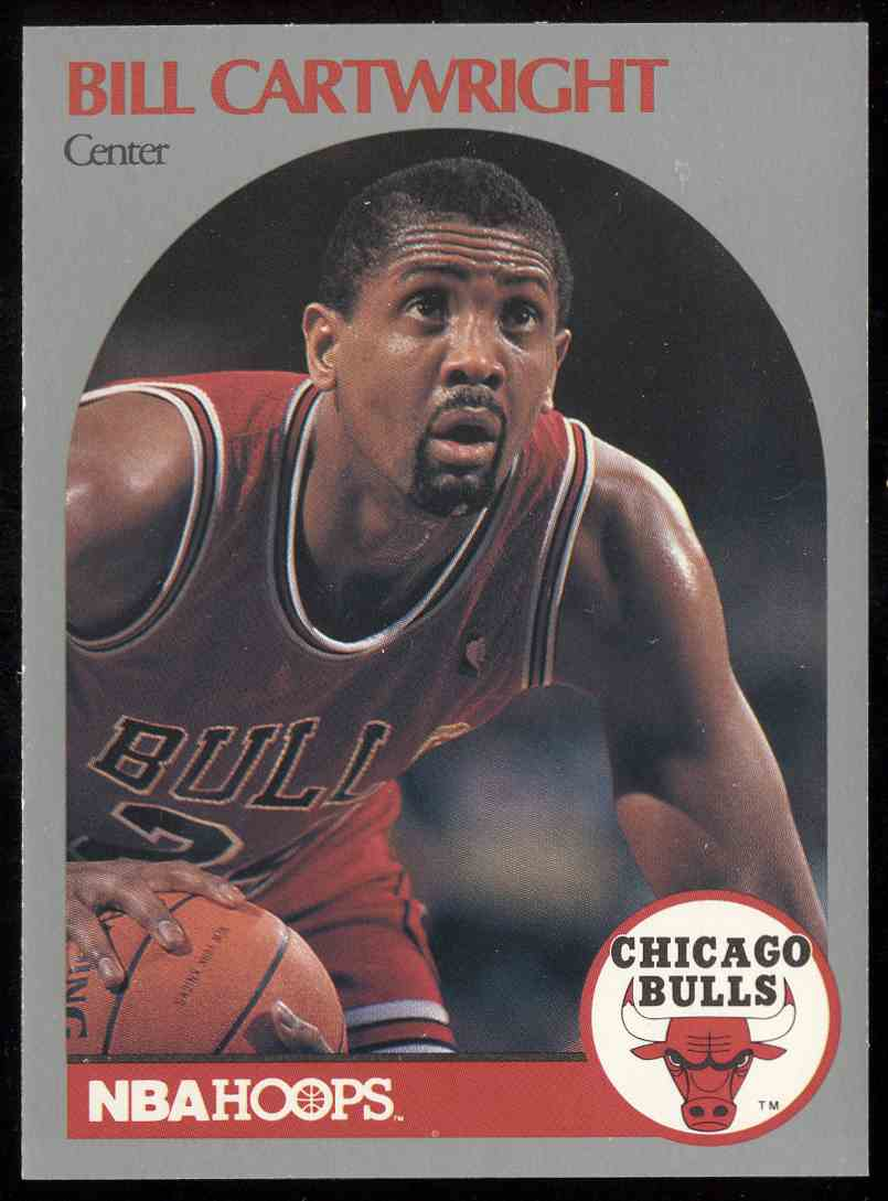 1990 91 Hopps Bill Cartwright 61 on Kronozio