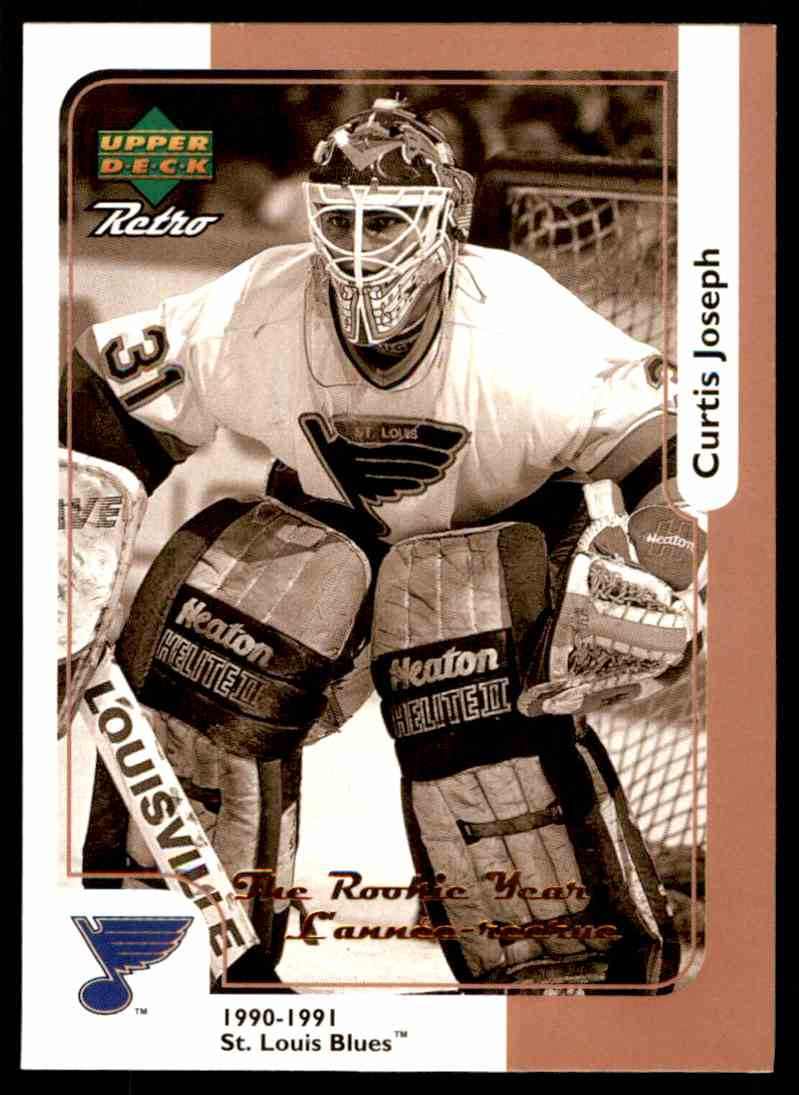 1999 00 Upper Deck Mcdonald39s Retro The Rookie Year Curtis