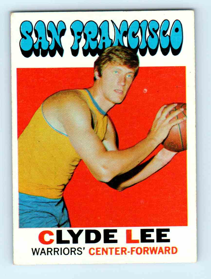 2 Clyde Lee trading cards for sale