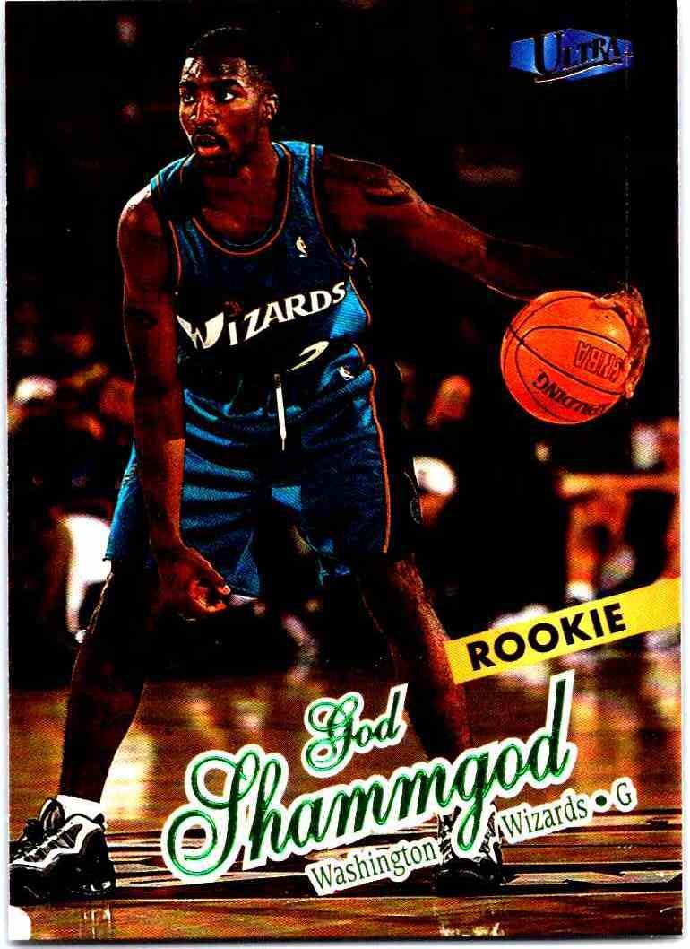 buy popular 7c8ee b3139 1997-98 Ultra God Shammgod #168 on Kronozio