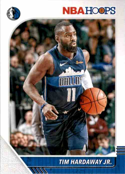 2019-20 Hoops Tim Hardaway JR. #41 card front image
