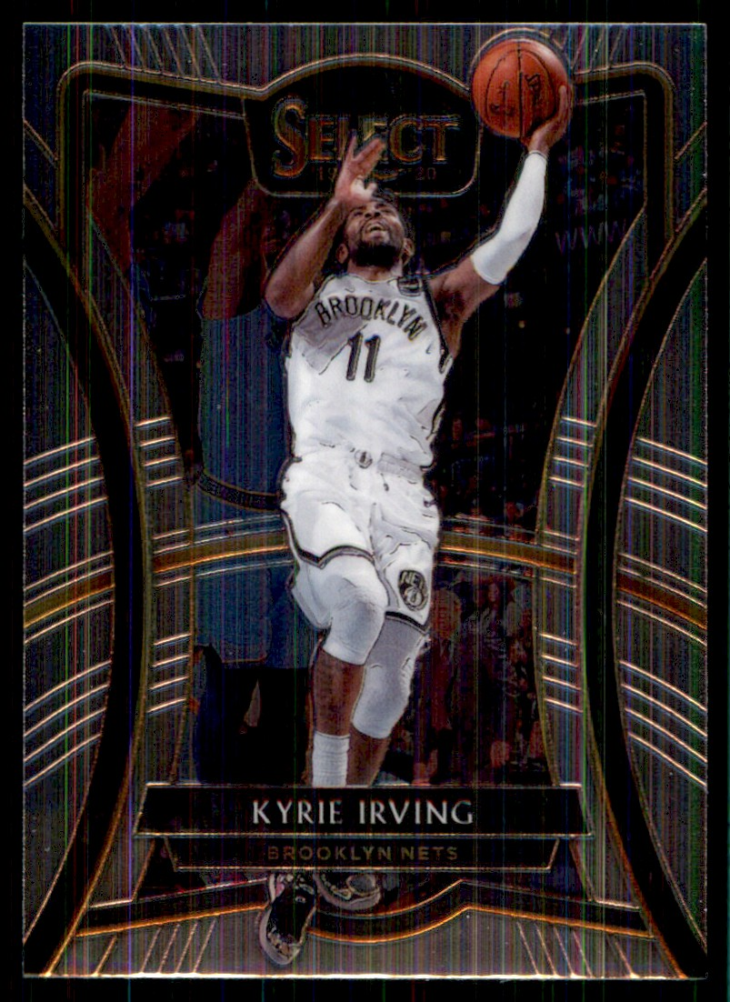 2019-20 Panini Select Kyrie Irving #143 card front image