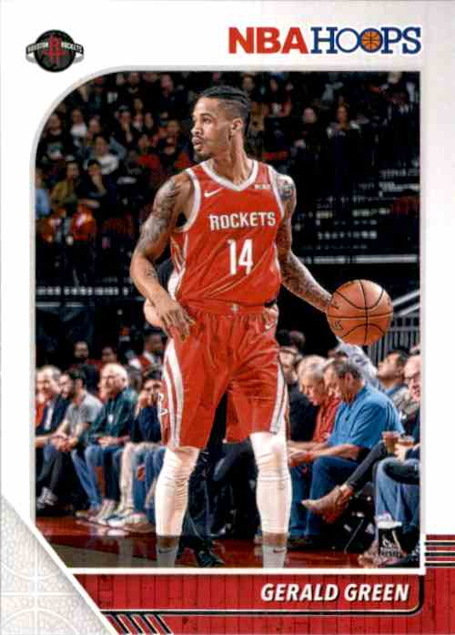 2019-20 Hoops Gerald Green #71 card front image