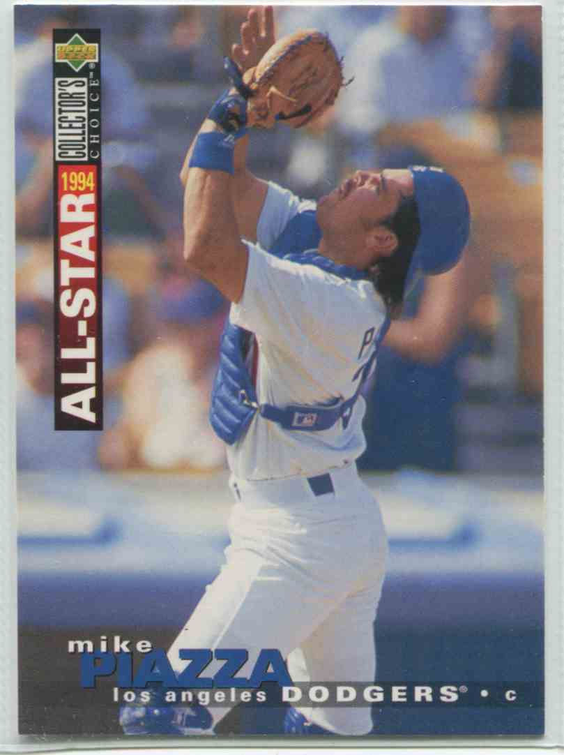 1995 Upper Deck Mike Piazza 80 On Kronozio