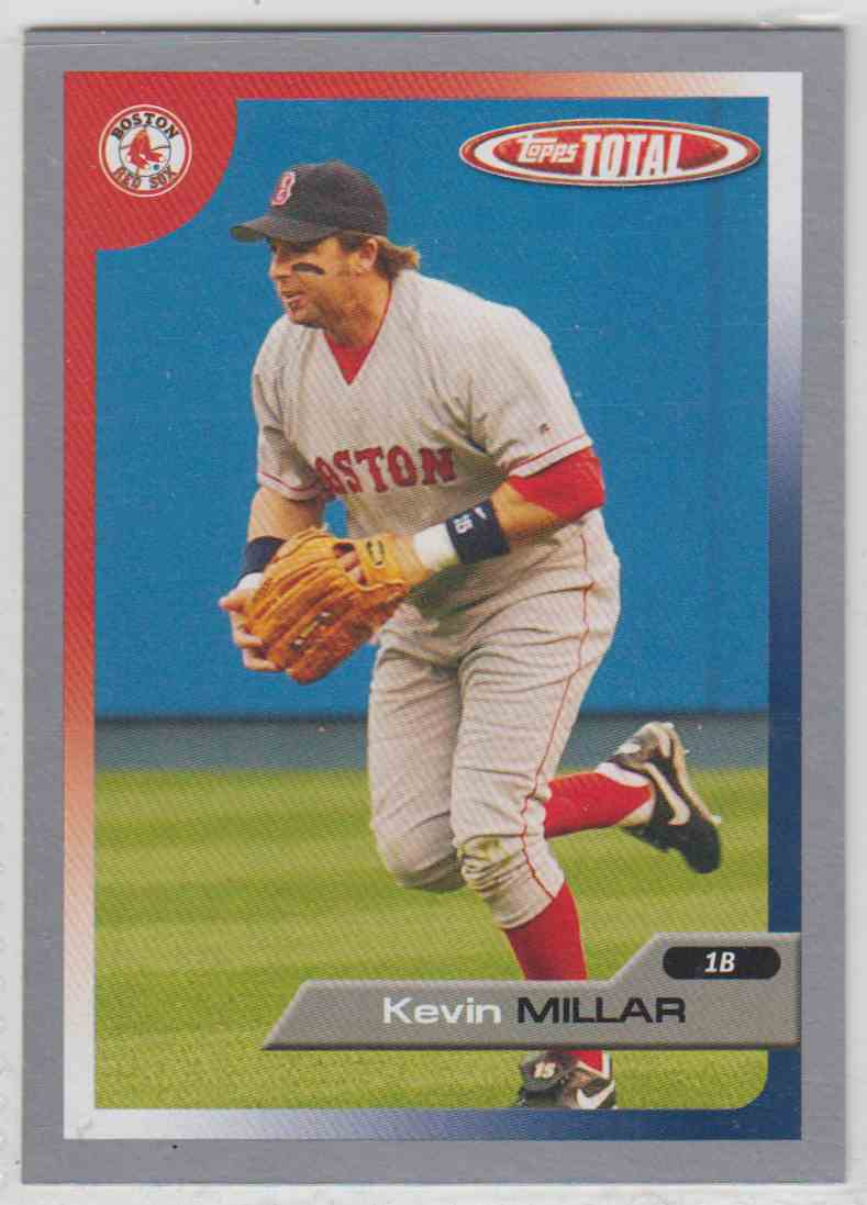 2005 Topps Total Silver Kevin Millar 398 On Kronozio