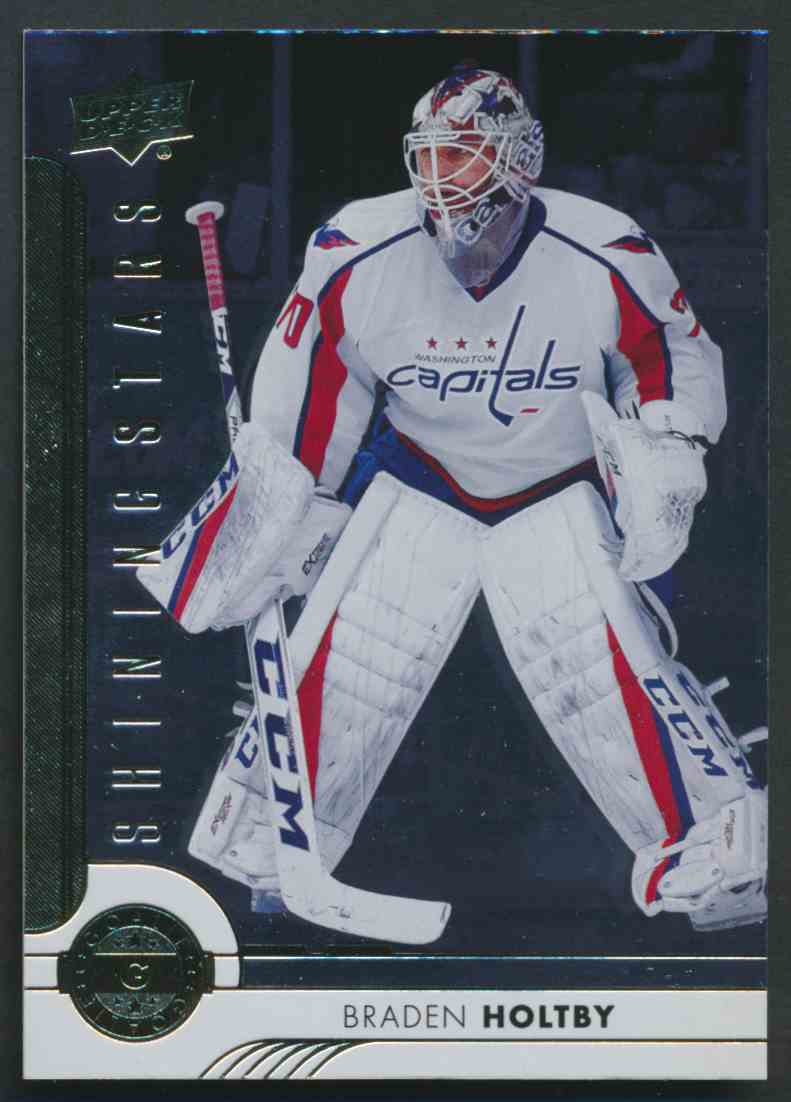 best service 97a6e 53a4a 345 Braden Holtby trading cards for sale