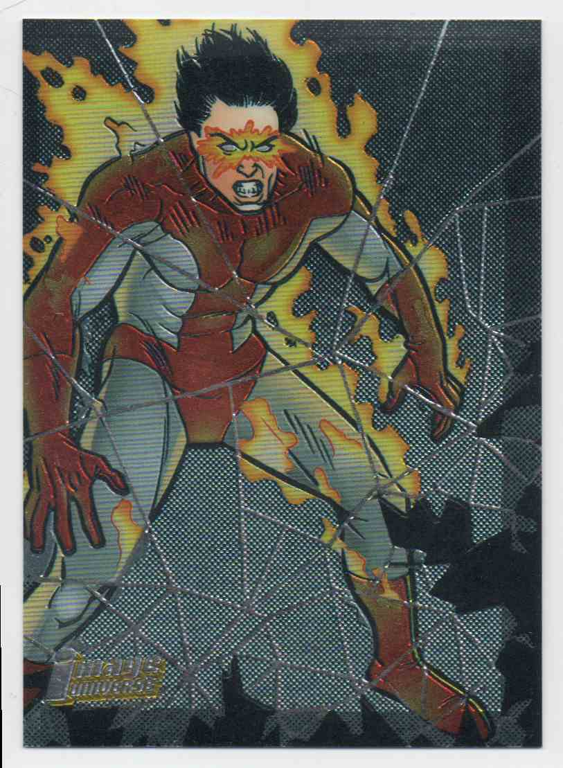 1995 Image Universe Youngblood #42 card front image