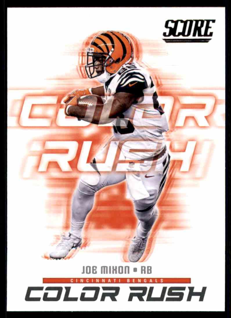 new product 0c302 81b49 2018 Score Color Rush Joe Mixon #17 on Kronozio