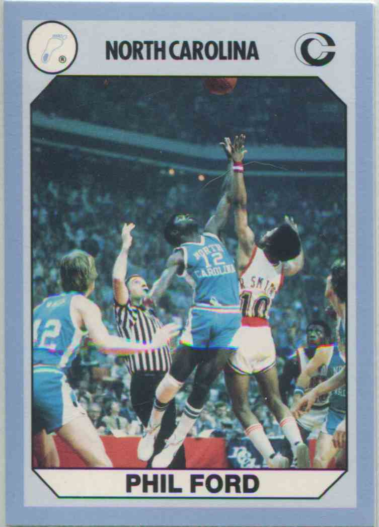 41 Phil Ford trading cards for sale