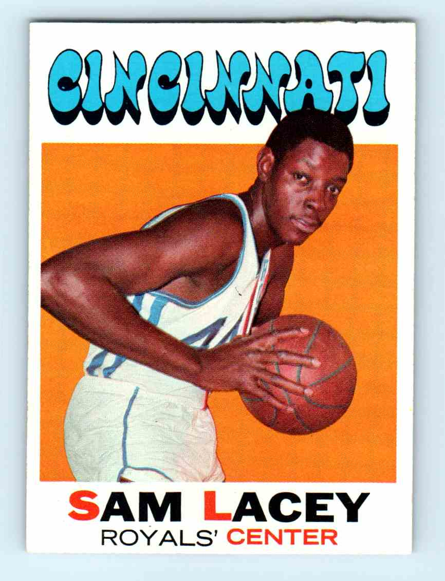 3 Sam Lacey trading cards for sale