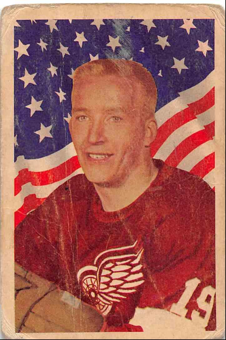 1963-64 Parkhurst Alex Faulkner #42 card front image