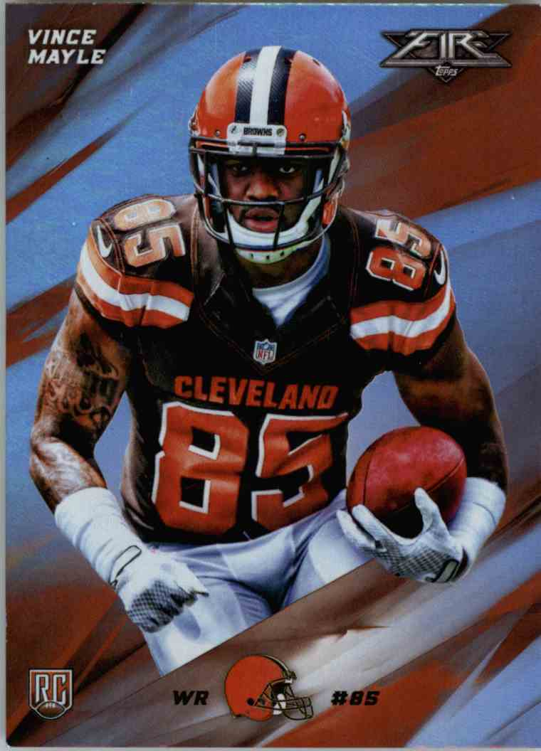 pretty nice bdd0c 5c9c6 47 Vince Mayle trading cards for sale