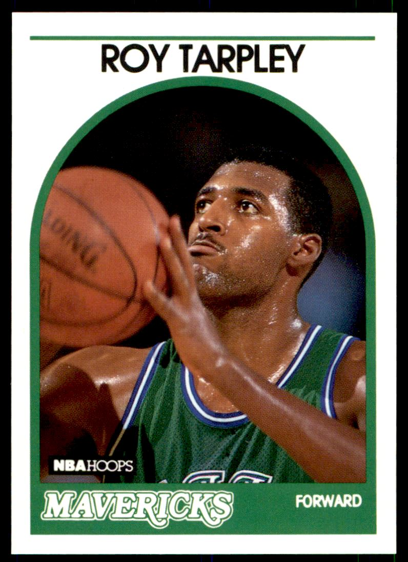 82 Roy Tarpley trading cards for sale