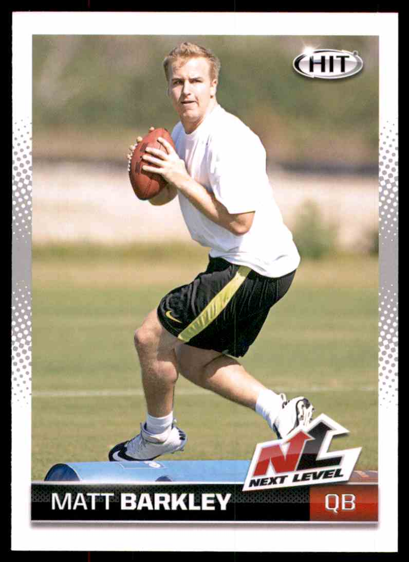 2013 Sage Hit Matt Barkley Nl #70 card front image