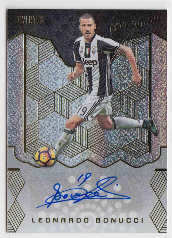 2017 Panini Revolution Leonardo Bonucci #A-LB card front image