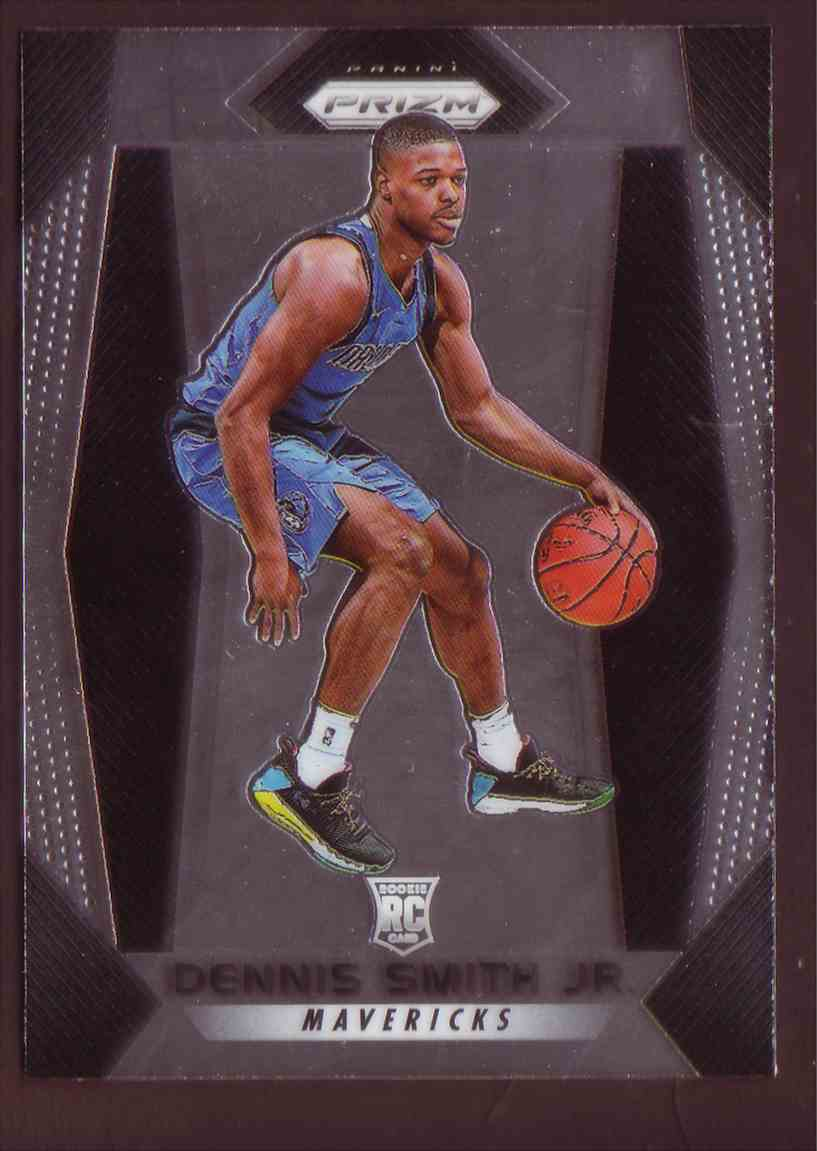 2017-18 Panini Prizm Dennis Smith JR. #99 card front image