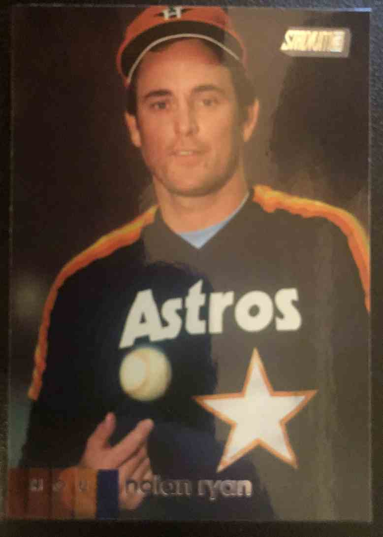 2020 Topps Stadium Club Nolan Ryan #75 card front image