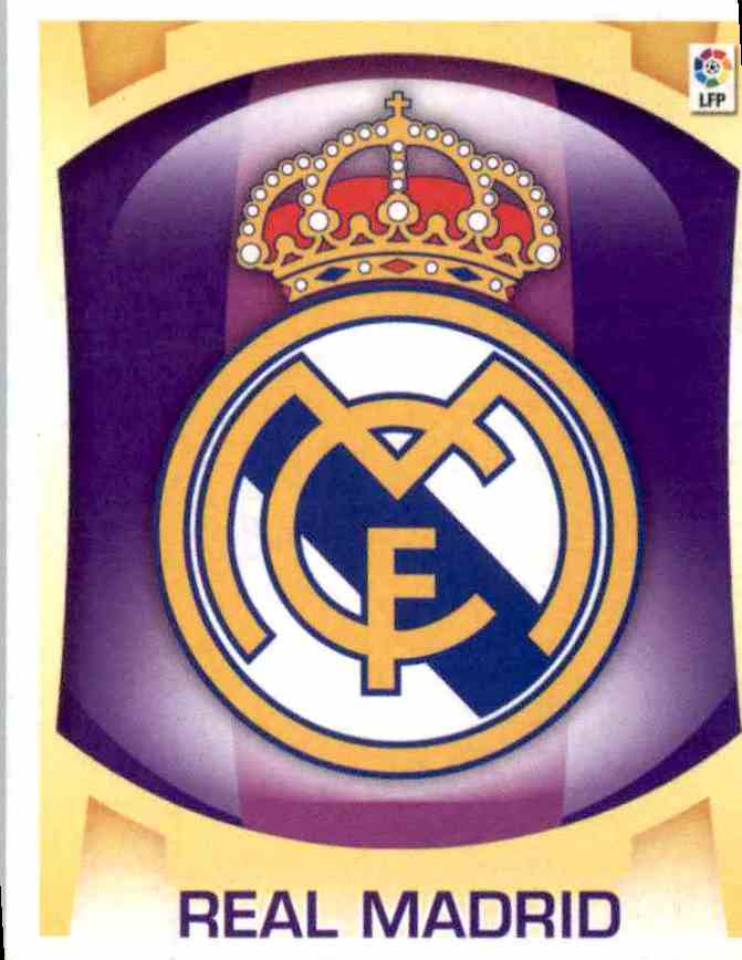 Fotos del escudo del real madrid 2010