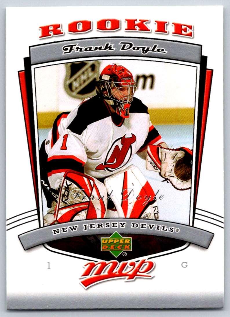 2006-07 Upper Deck MVP Frank Doyle #336 card front image