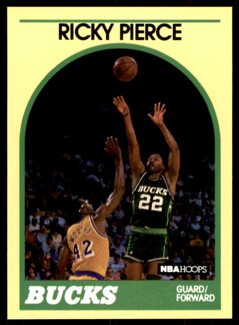 227 Ricky Pierce trading cards for sale