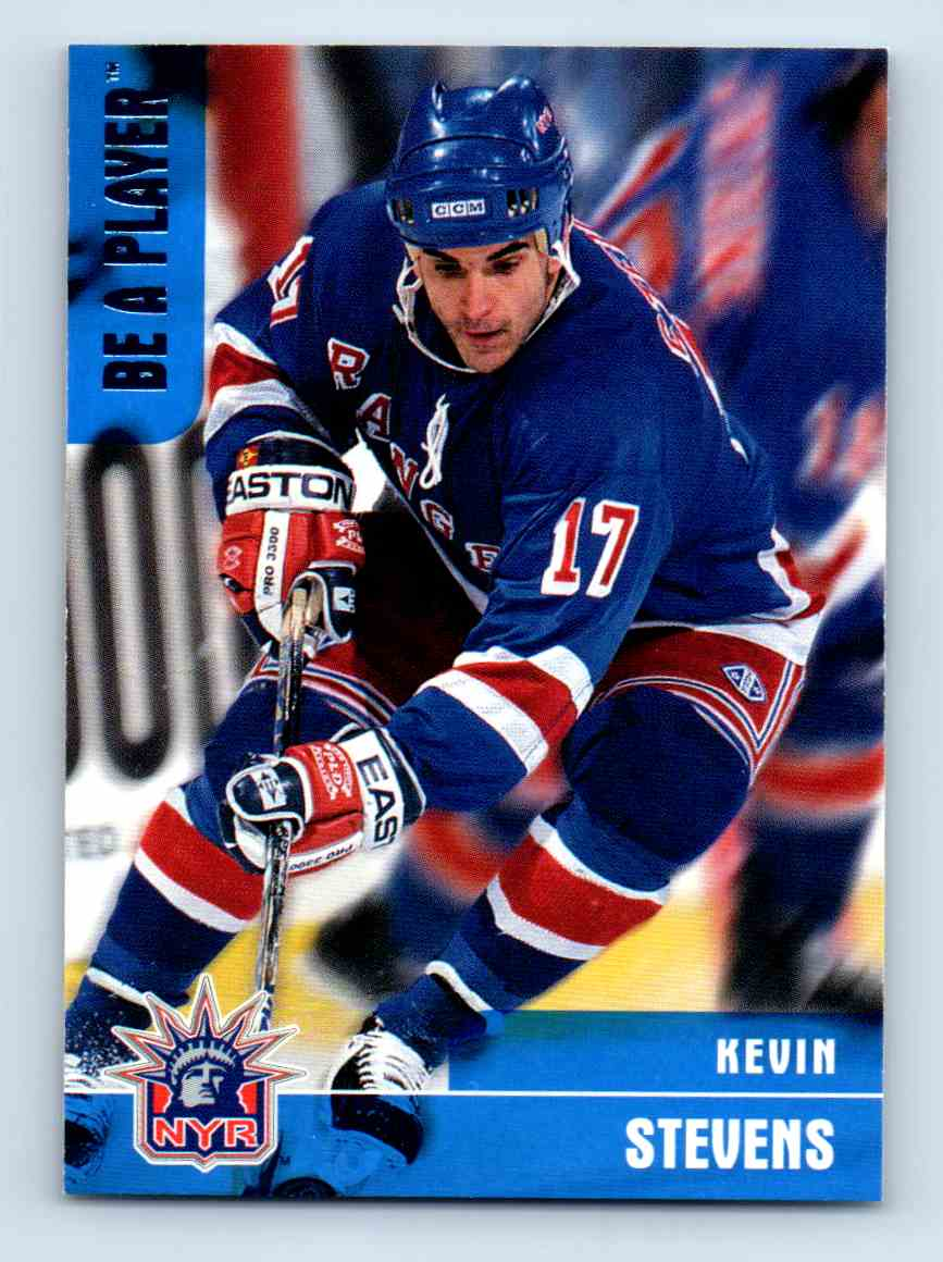 1999-00 Be A Player Kevin Stevens #294 card front image