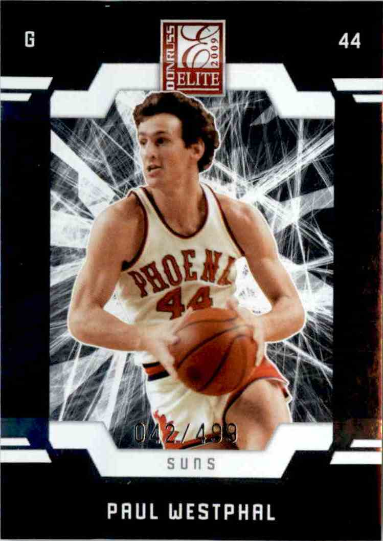21 Paul Westphal trading cards for sale