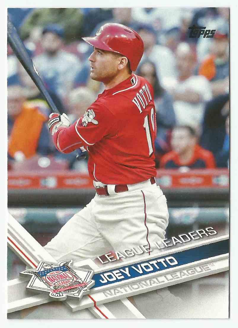 Baseball Card Joey Votto 2017 Topps # 110 MT
