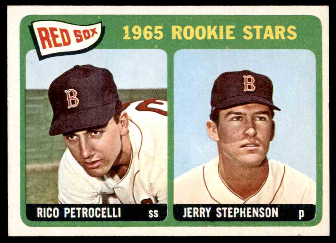 Rico Petrocelli and Jerry Stephenson