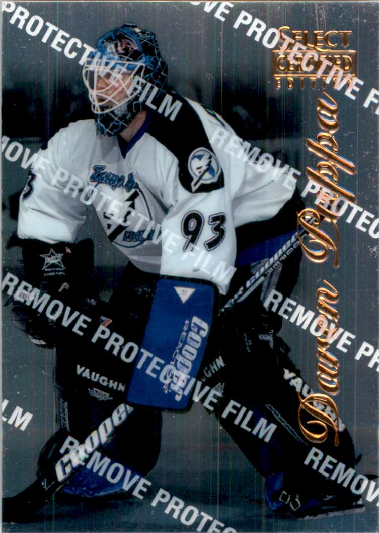 1996-97 Select Certified Daren Puppa #69 card front image