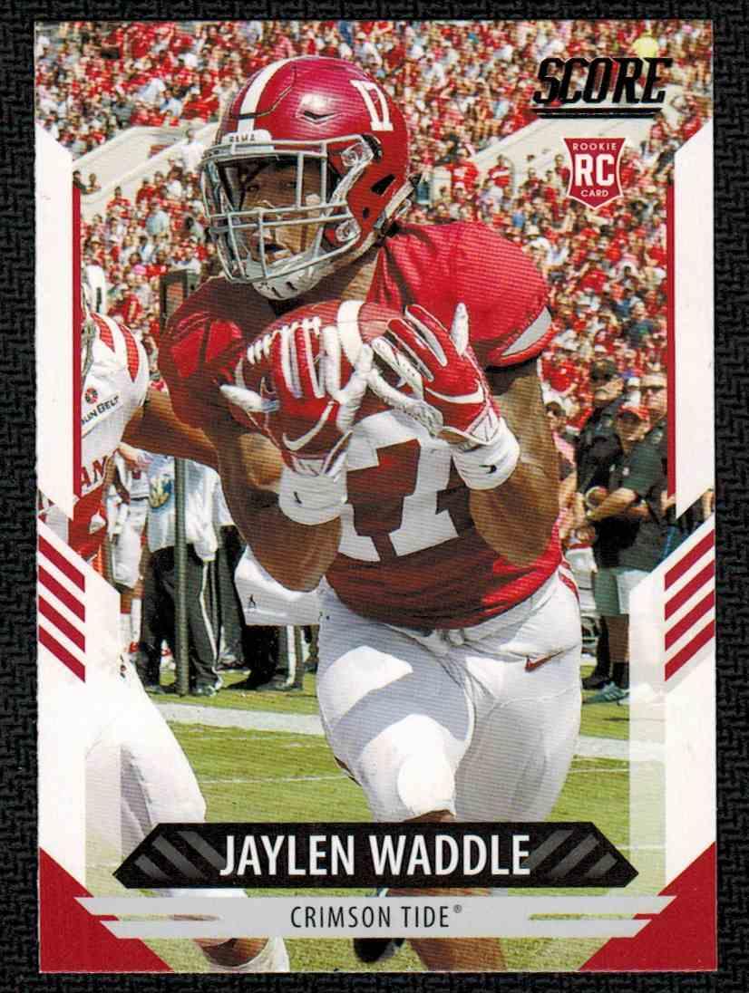 2021 Panini Score Jaylen Waddle #326 card front image