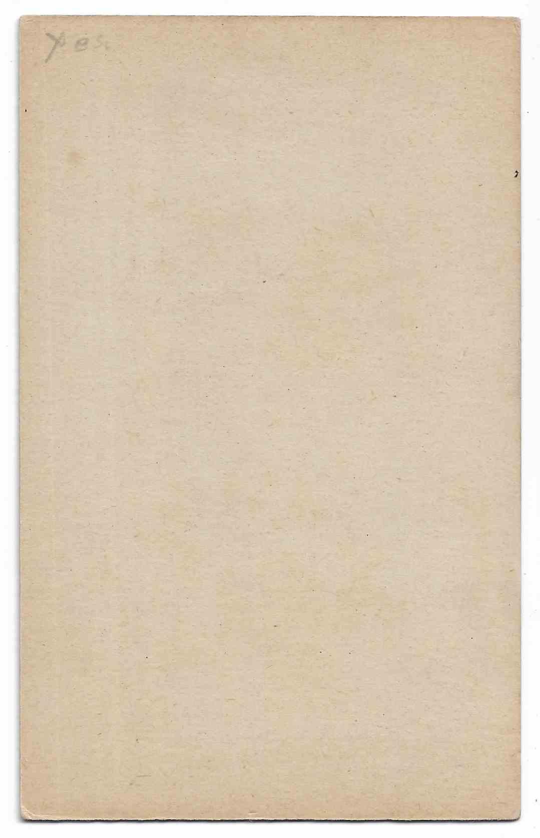 1947 Exhibits Kenn Keltner card back image