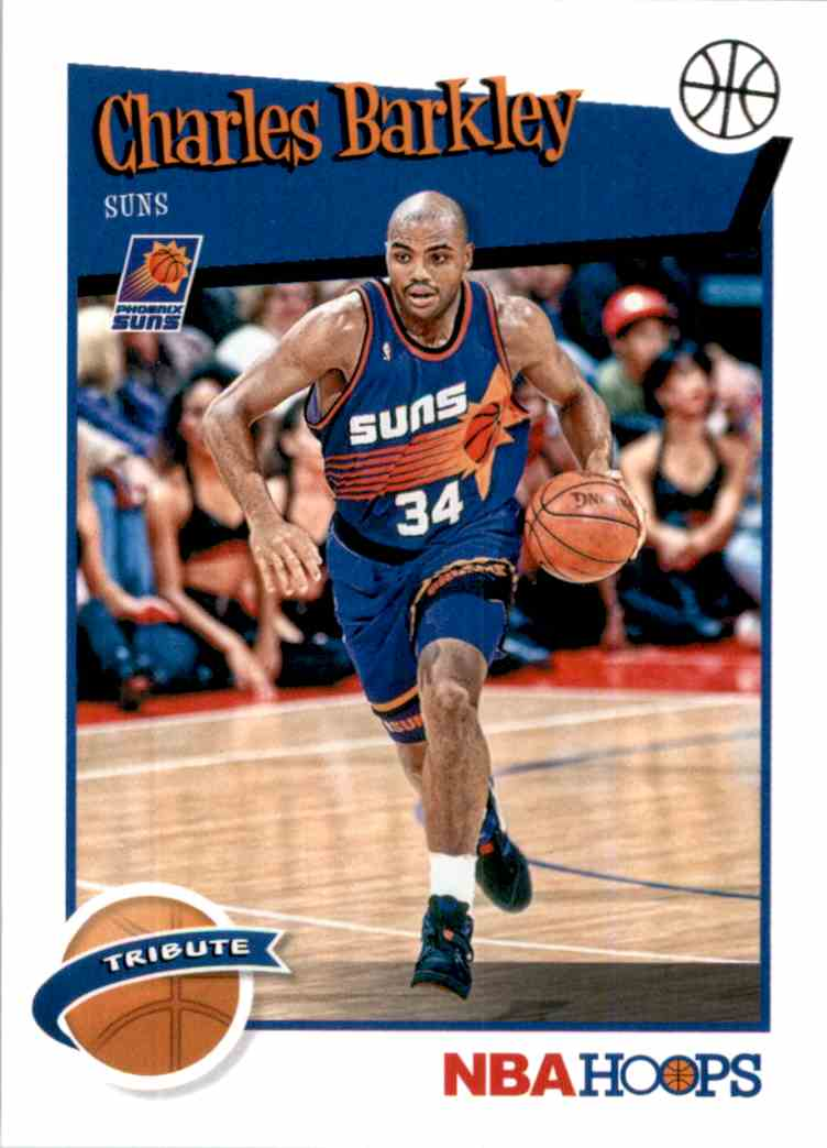 2019-20 Hoops Charles Barkley #281 card front image