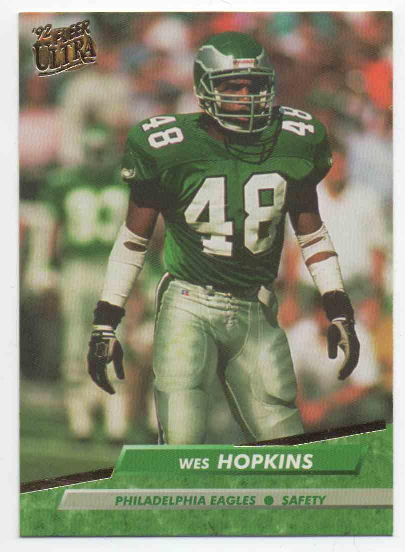 innovative design 874e8 88f32 1992 Ultra Wes Hopkins #308 on Kronozio