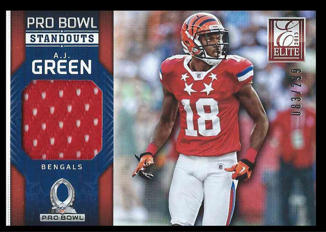 117 A.J. Green Cincinnati Bengals trading cards for sale